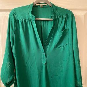 Hawthorn bright green blouse